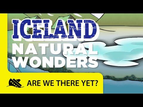 Iceland: Natural Wonders - Travel Kids in Europe