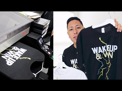 How To Make A T Shirt Design — From Idea To T-Shirt Printing Made Easy