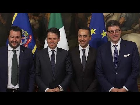 New Italian government faces many challenges