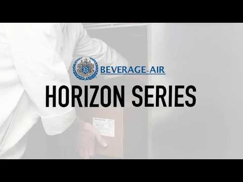 Beverage Air Bottom Mounted Reach-In Refrigeration