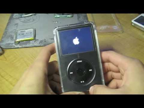 How to Reset an Apple iPod 5th Generation Video