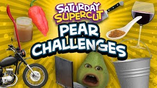 Pear Challenges [Saturday Supercut]