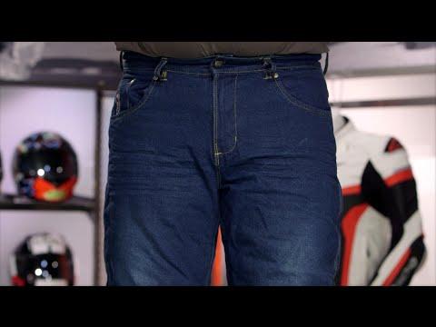 Bull-it SR6 Jeans Review at RevZilla.com