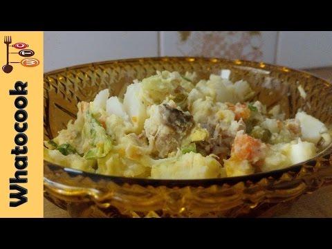 How To Make 🇹🇹 Trinidad Chicken🐔 Potato Salad