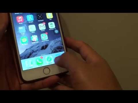 iPhone 6 Plus: How to Find Missing Safari Icon