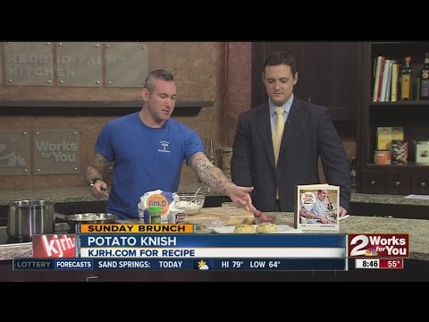 Sunday Brunch: Potato Knish