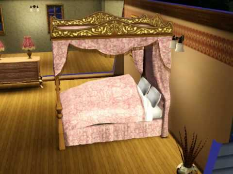 A ghost- Sims 3 .