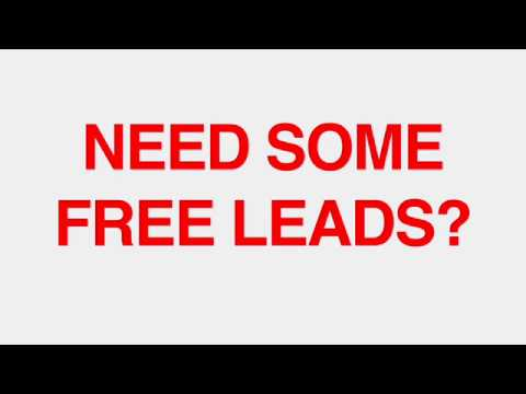 Free leads | Free leads for home based business