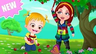 Baby Hazel Game Movie - Baby Hazel Outdoor Activities - Dora the Explorer