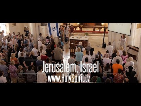 Holy Spirit Outpouring in Jerusalem during Pentecost!