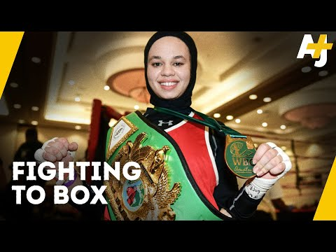 Xxx Mp4 Take Your Hijab Off Or Quit Boxing This Teen Boxer Chose To Fight AJ 3gp Sex