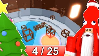 [4/25] CHRISTMAS STAGES in Tower of Hell... | Roblox