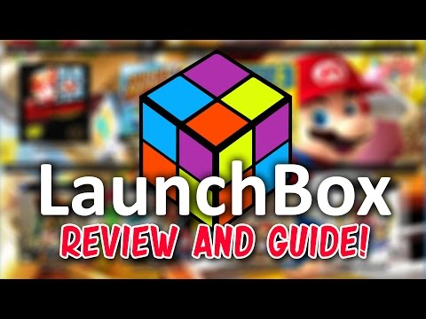 LaunchBox - Review and Setup Guide!