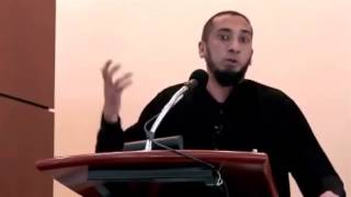 Nouman ali khan - our relationship with allah and people