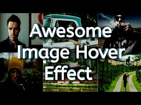 css image hover effect - Css Tutorial - Css3 Hover Effect