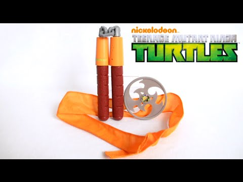 Teenage Mutant Ninja Turtles Power Sounds FX Mikey's Combat Gear from Playmates Toys