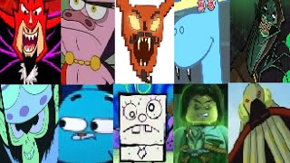 Defeats of my Favorite Cartoon Villains par 9