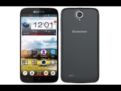 Lenovo A850 Hard Reset and Forgot Password Recovery, Factory Reset