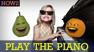 HOW2: How to Play the Piano