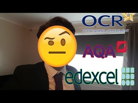 WHAT EXAM BOARD IS HARDEST? THE TRUTH - GCSE+ALEVEL 2016