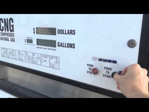 How To Fill Up With Natural Gas
