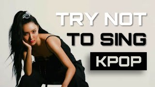 Download [NEW] KPOP TRY NOT TO SING CHALLENGE | VERY HARD Video