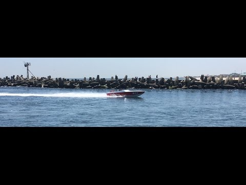 Boat Speeds over 80mph in a 5mph No Wake Zone