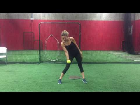 How to start learning a rise ball in Fastpitch Softball