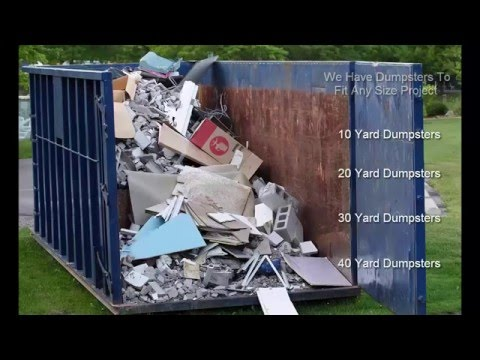 Dumpster Rental Austin Tx-Great Rates Here