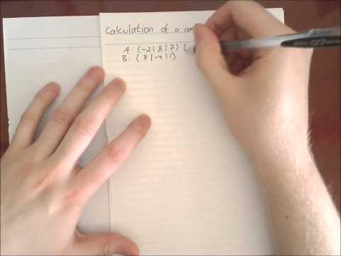 Vectors: Calculation of a Center Point