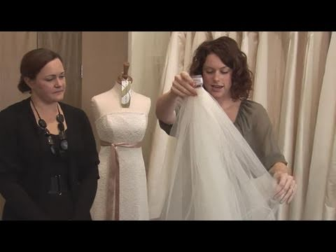 How To Produce Your Own Wedding Veil