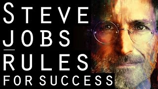 Steve Jobs Rules for Success - Inspirational Video by Jay Shetty