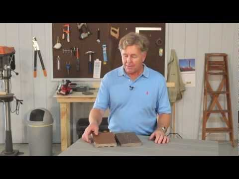 Composite Decking: Capped Decking Stain & Scratch Test