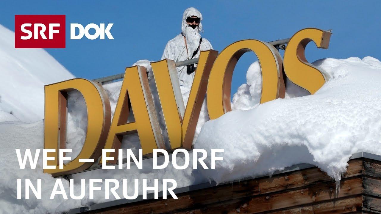 Am WEF 2018 in Davos | Donald Trump besucht die Schweiz | Reportage | SRF DOK