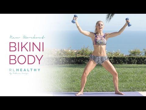 Bikini Body Workout | Rebecca Louise
