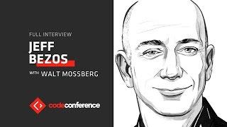 Download Jeff Bezos vs. Peter Thiel and Donald Trump | Jeff Bezos, CEO Amazon | Code Conference 2016 Video