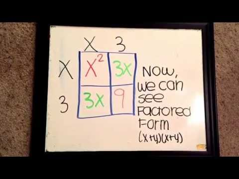 Learn how to change a standard polynomial into factored form! Thank you Mrs. Howard for teaching us!
