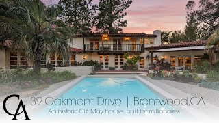 Brentwood Luxury Home For Sale | 39 Oakmont Drive