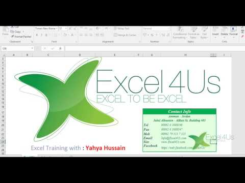 Data Validation to Check Email Addresses are Valid in Excel