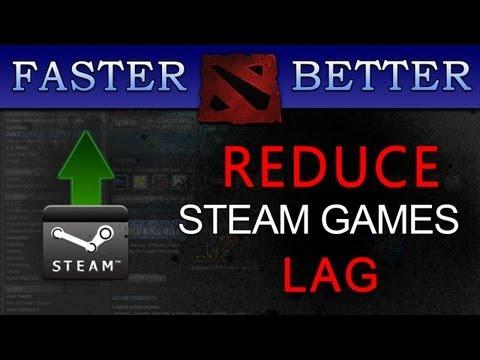 How to Reduce Steam&Dota 2 Lag [Windows 7 Guide]