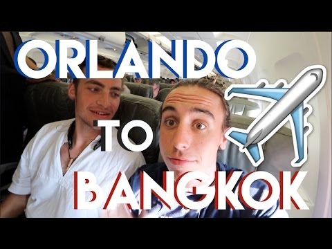 Flying to Bangkok - ONE WAY TICKET | Travel Vlog Ep. 03