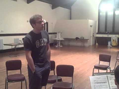Departure Lounge Music Rehearsal Montage