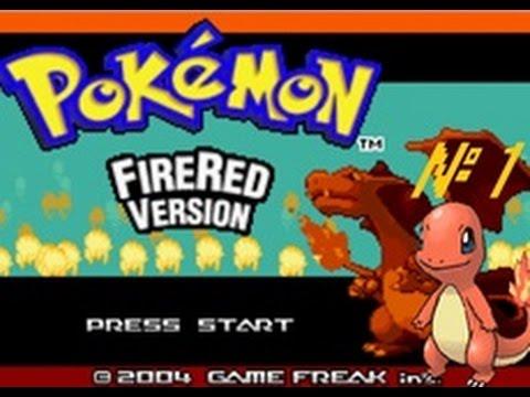 Pokemon Fire Red Evolution - Full   №1