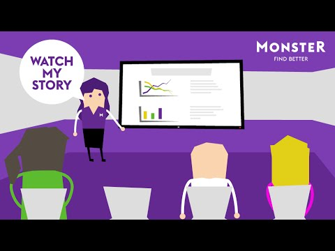 Become a Monster – Watch My Story
