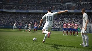 "#6 FIFA 16 ""Play Beautiful""  Montage - مونتاج فيفا16"