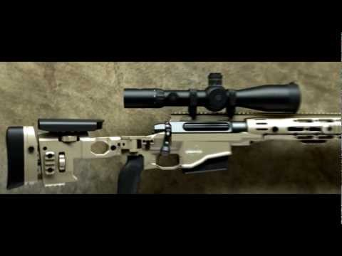 Remington MSR video