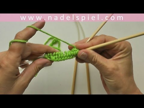 Knitting Socks with eliZZZa #02 * How to knit socks with 2 circular needles