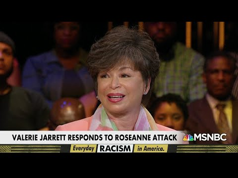 'This should be a teaching moment': Valerie Jarrett responds to Roseanne's tweet