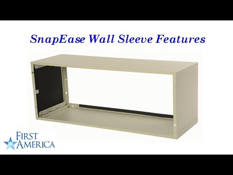 SnapEase Wall Sleeve Features and Benefits