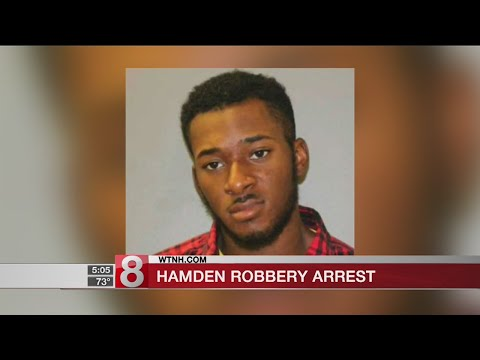 Hamden man charged with robbery in cell phone theft
